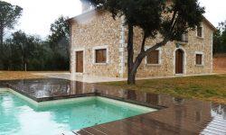 Rehabilitació de masia a Santa Coloma de Farners
