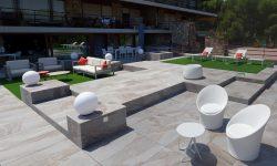 Rehabilitació terrassa a Sant Antoni de Calonge